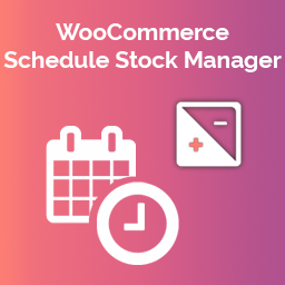 WooCommerce Schedule Stock Manager