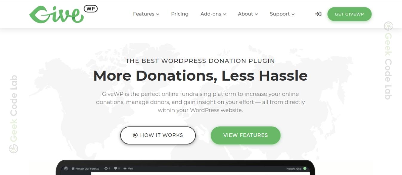 GiveWP Plugin